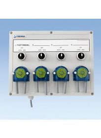 Miele Professional Doseringsmodul Tvätta 4 MopStar, 4 pumphuvuden, endast till mopptvättar