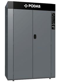 Podab TS 63 E, torkskåp, grå, upp till 8 kg, evakuerande, 5 års garanti