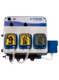Podab Pumpsystem 2, 2 pumpar, v 2, spolbatteri