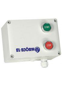 El-Björn Timerlåda elektronisk A155 F/R