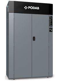 Podab TS 63 VP, torkskåp, grå, upp till 8 kg, värmepump, 5 års garanti